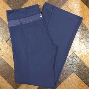 Lululemon Crop Flare Yoga Pants